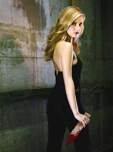 Buffy w:stake
