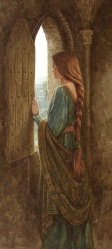 MedievalGirlAtWindow