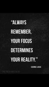 FocusDeterminesReality