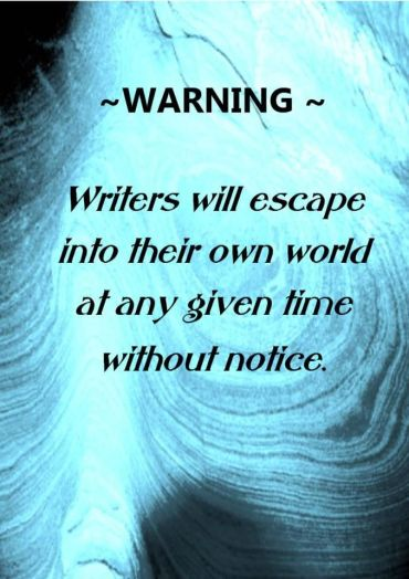 Warning-WritersEscape