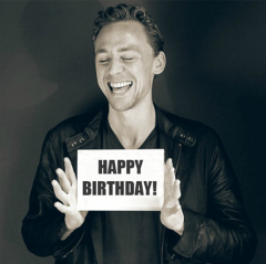 Hiddles Bday
