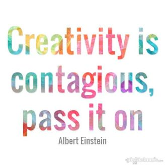 CreativityIsContagious