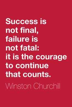 Churchill-Success