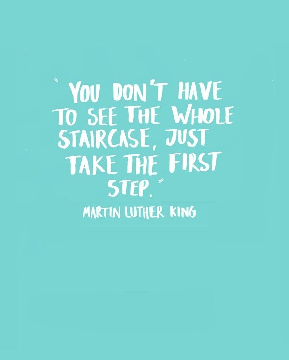 Take-the-first-step